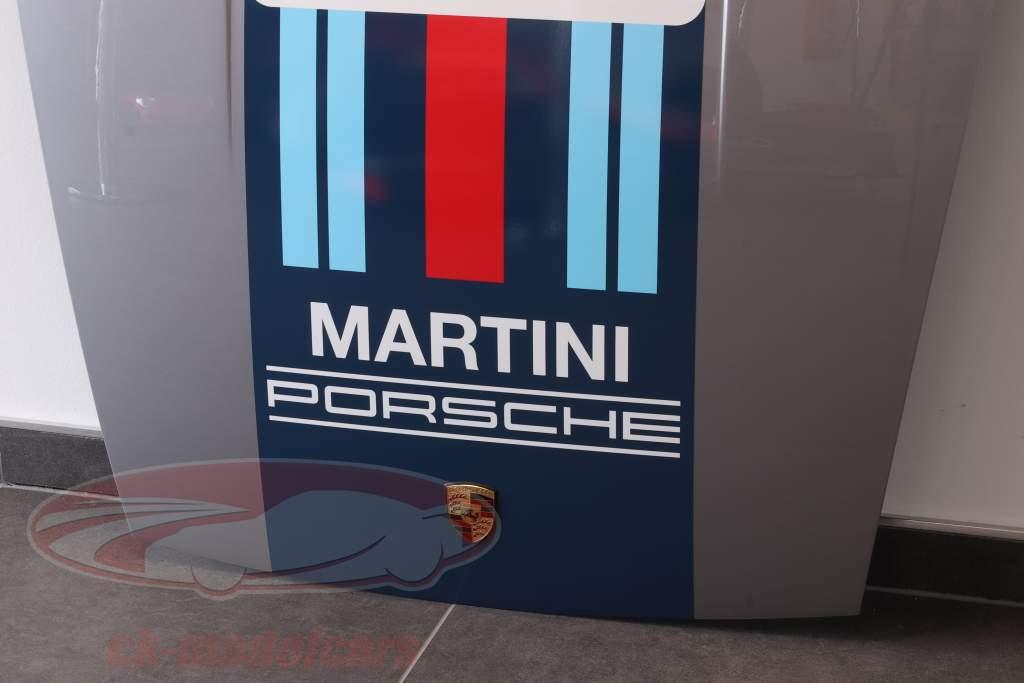 Capucha delantera Porsche 911 Modelo G #8 Martini Racing diseño