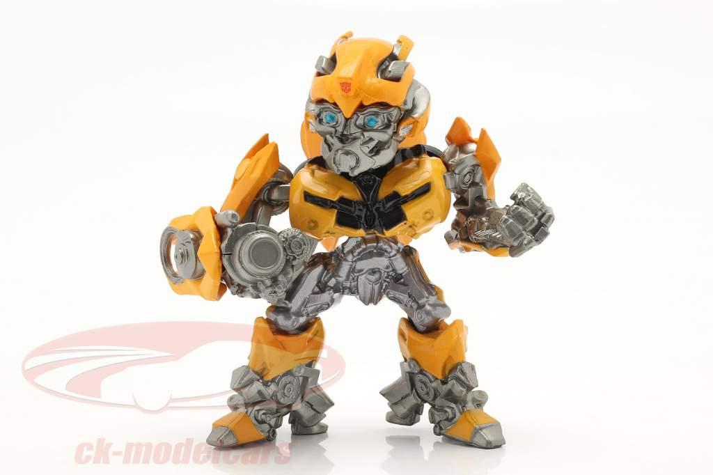 figura Bumblebee su il Film Transformers 5: The Last Knight 2017 1:24 Jada Toys