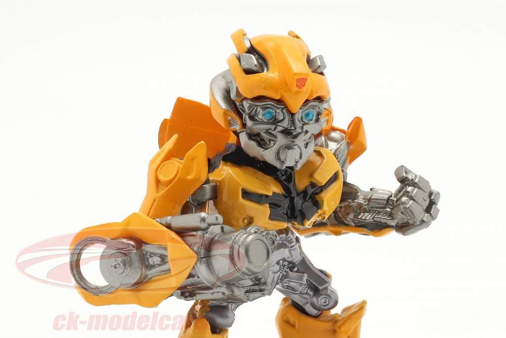 figura Bumblebee fuera la Película Transformers 5: The Last Knight 2017 1:24 Jada Toys