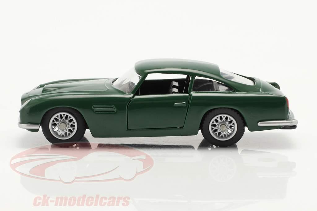 Aston Martin DB5 Vantage racen groen 1:43 Solido