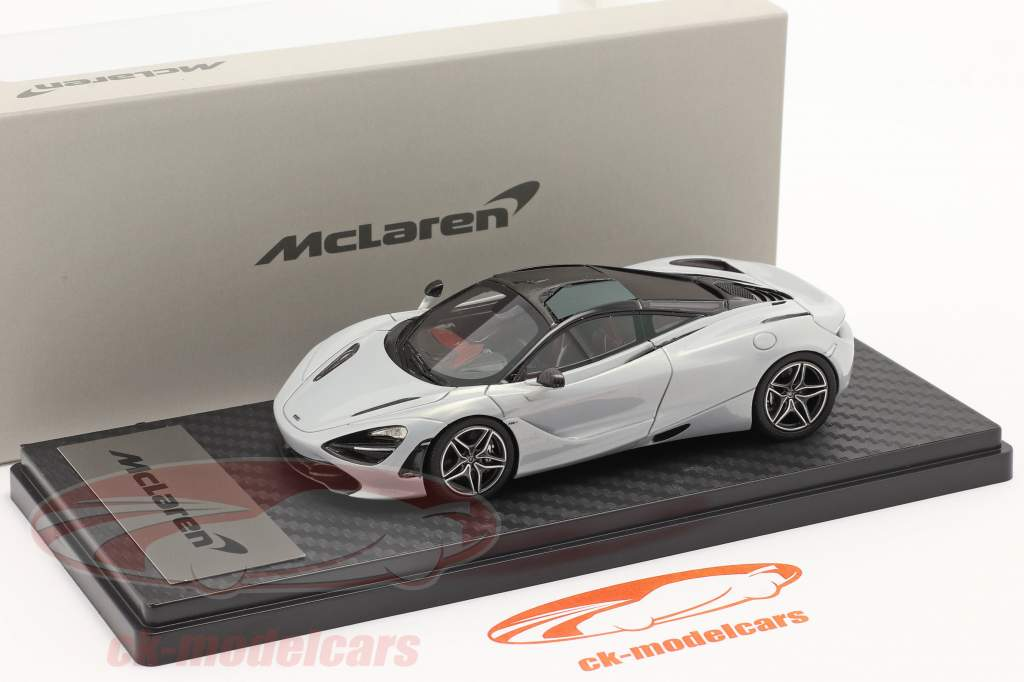 McLaren 720S (P14) Coupe Bouwjaar 2017 gletsjer wit 1:43 TrueScale