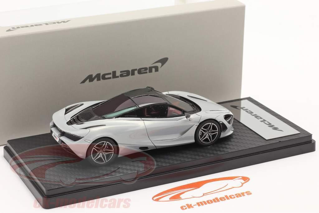 McLaren 720S (P14) Coupe Baujahr 2017 gletscherweiß 1:43 TrueScale