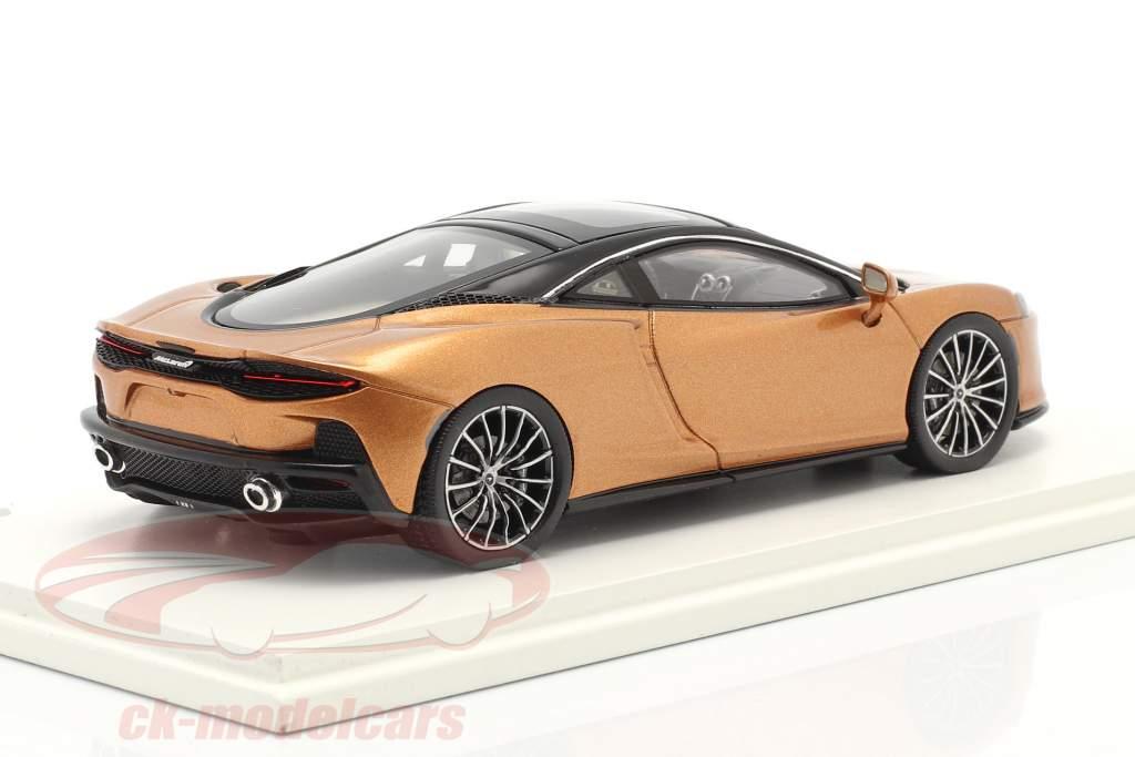 McLaren GT Anno di costruzione 2019 rame metallico 1:43 Spark