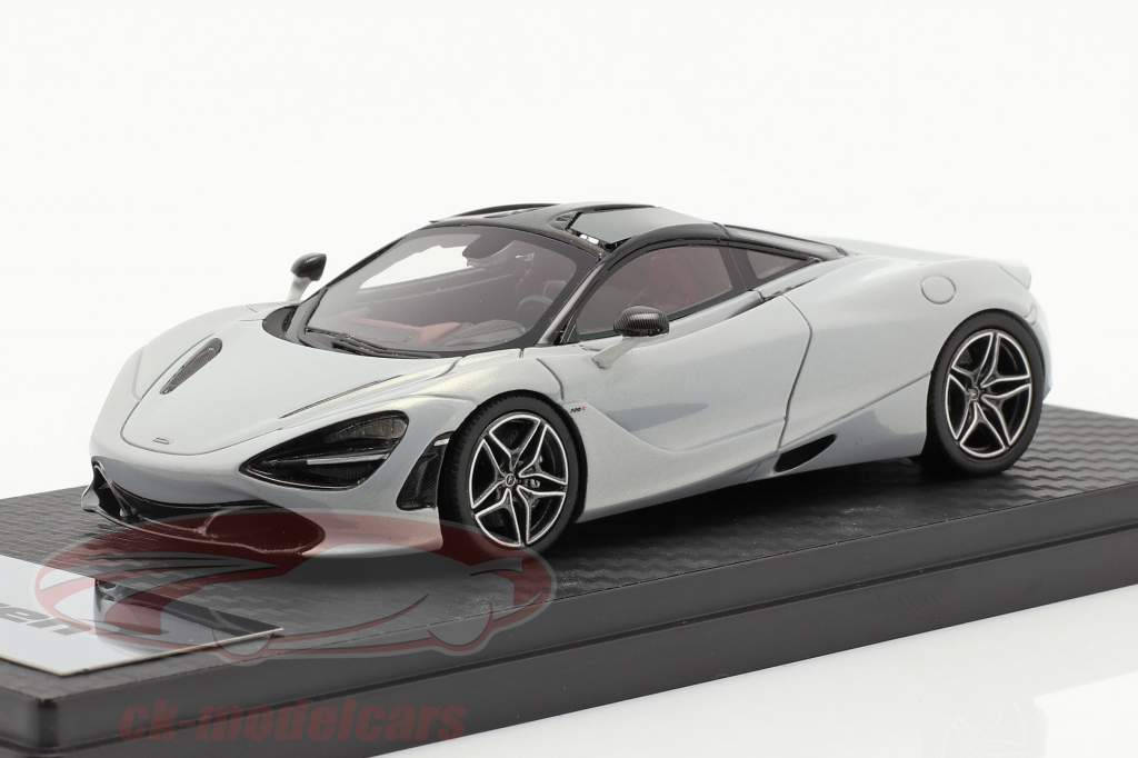 McLaren 720S (P14) Coupe Ano de construção 2017 branco glaciar 1:43 TrueScale