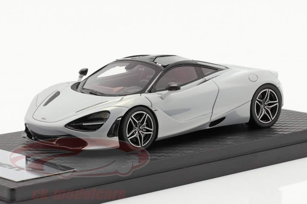 McLaren 720S (P14) Coupe year 2017 glacier white 1:43 TrueScale