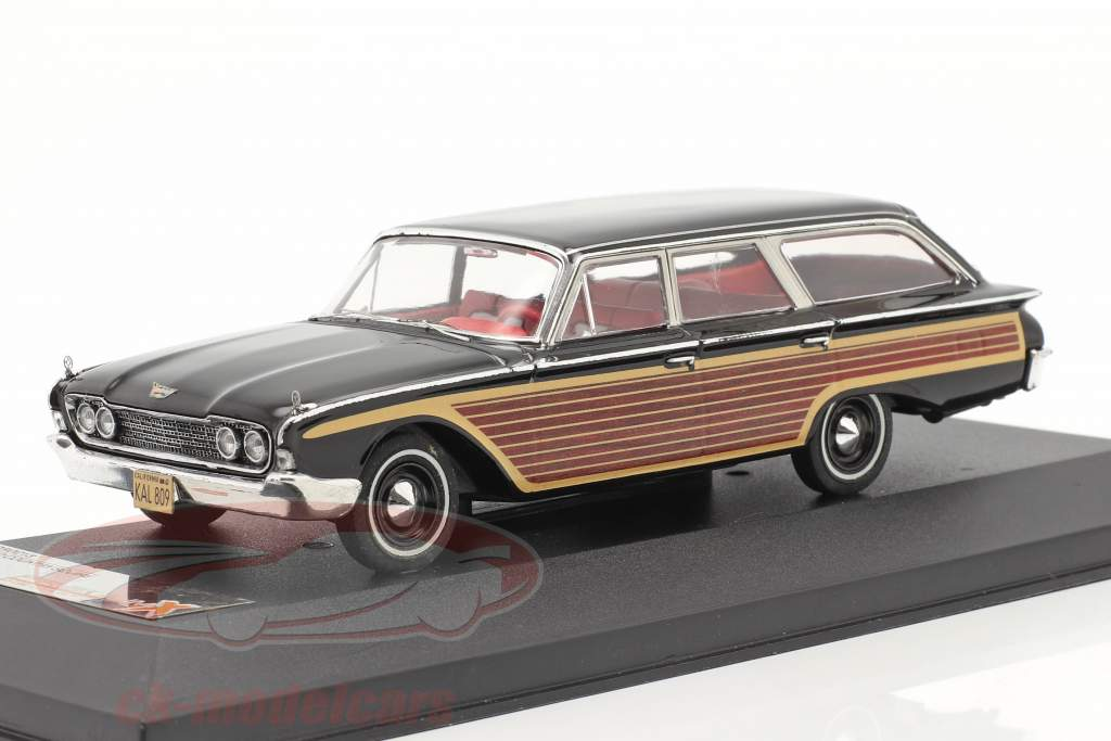 Ford Country Squire año 1960 negro 1:43 Premium X