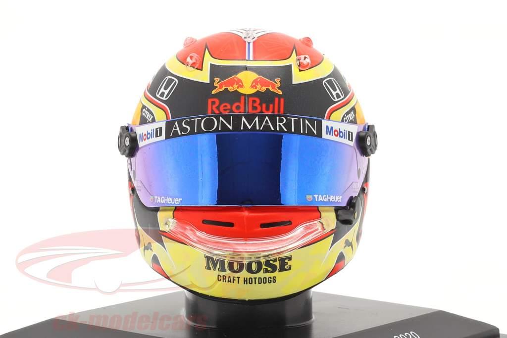 Alexander Albon #23 Aston Martin Red Bull Racing formule 1 2020 casque 1:5 Spark