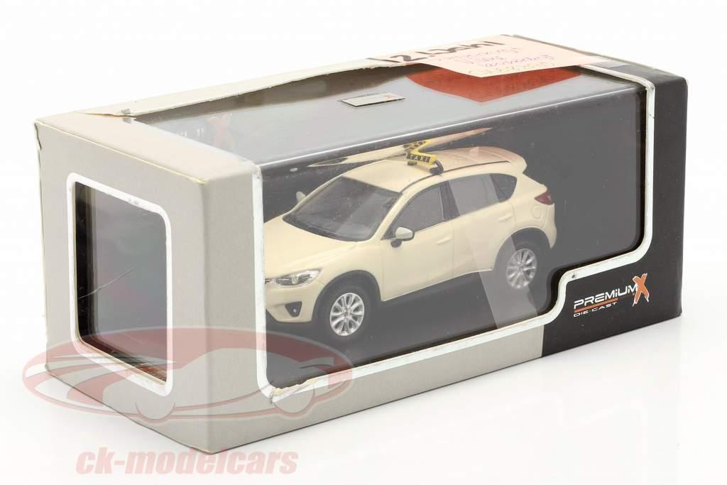 Mazda CX-5 an 2012 Taxi 1:43 Premium X / 2nd choice