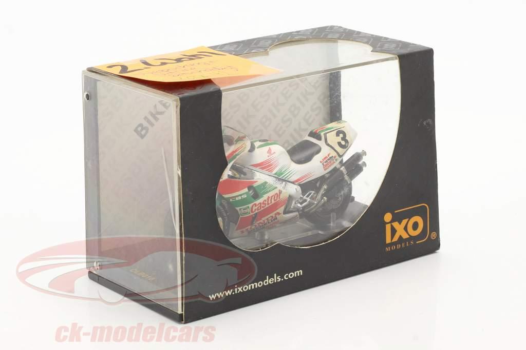 John Kocinsky Honda RC45 #3 Superbike Verden champion 1997 1:43 Ixo / 2. valg