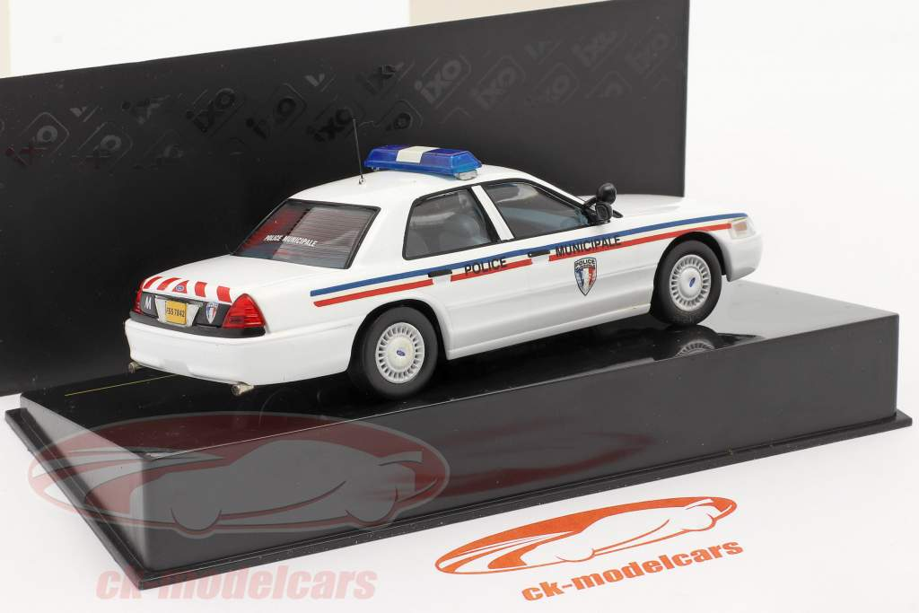 Ford Crown City Police of Montpellier White 1:43 Ixo / 2nd choice