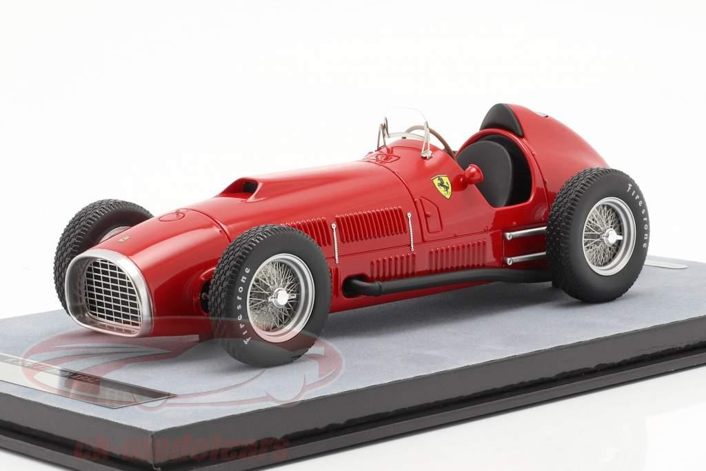 Ferrari 375 Indy Trykke version 1952 racing rød 1:18 Tecnomodel