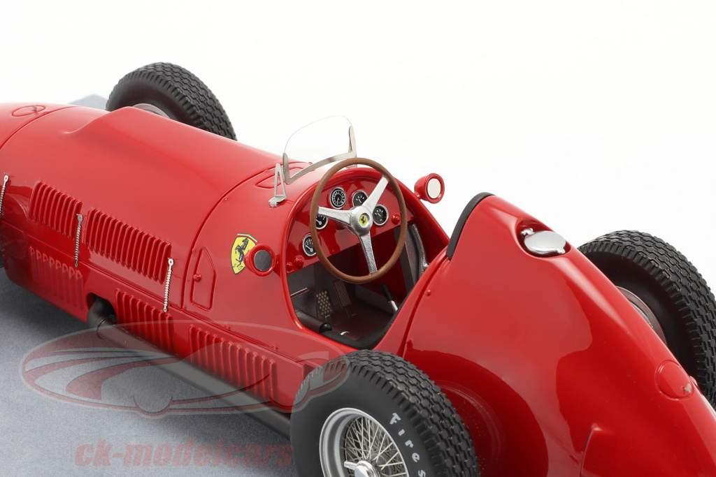 Ferrari 375 Indy presse version 1952 racing rouge 1:18 Tecnomodel