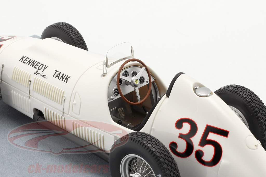 Jonny Mauro Ferrari 375 Indy #35 Indy 500 formula 1 1952 1:18 Tecnomodel