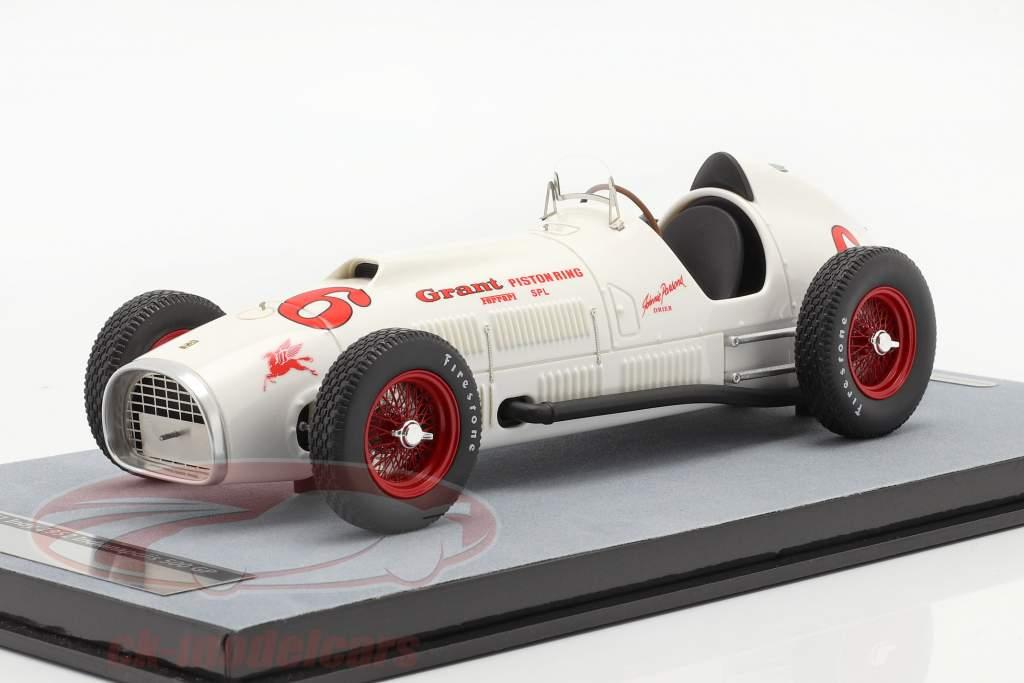 Ferrari 375 Indy #6 Indy 500 Fórmula 1 1952 Ferrari Museum 1:18 Tecnomodel