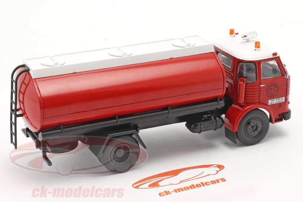 Pegaso Comet 1095 cuerpo de Bomberos España 1968 rojo / blanco 1:43 Altaya