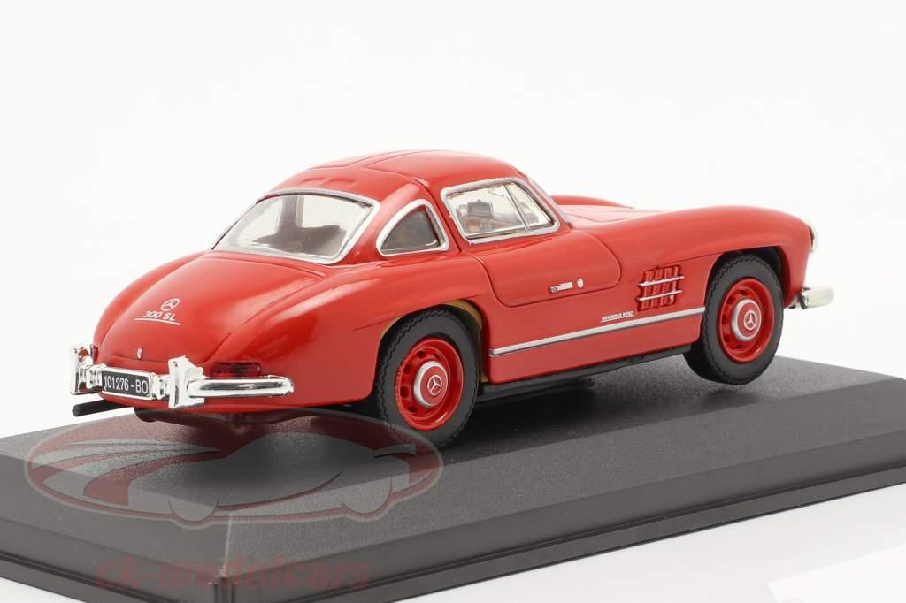 Mercedes-Benz 300 SL year 1954 red 1:43 Altaya