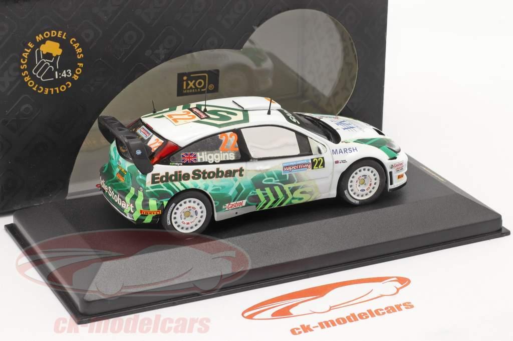 Ford Focus WRC N° 22 Rallye Italie 2005 1:43 Ixo