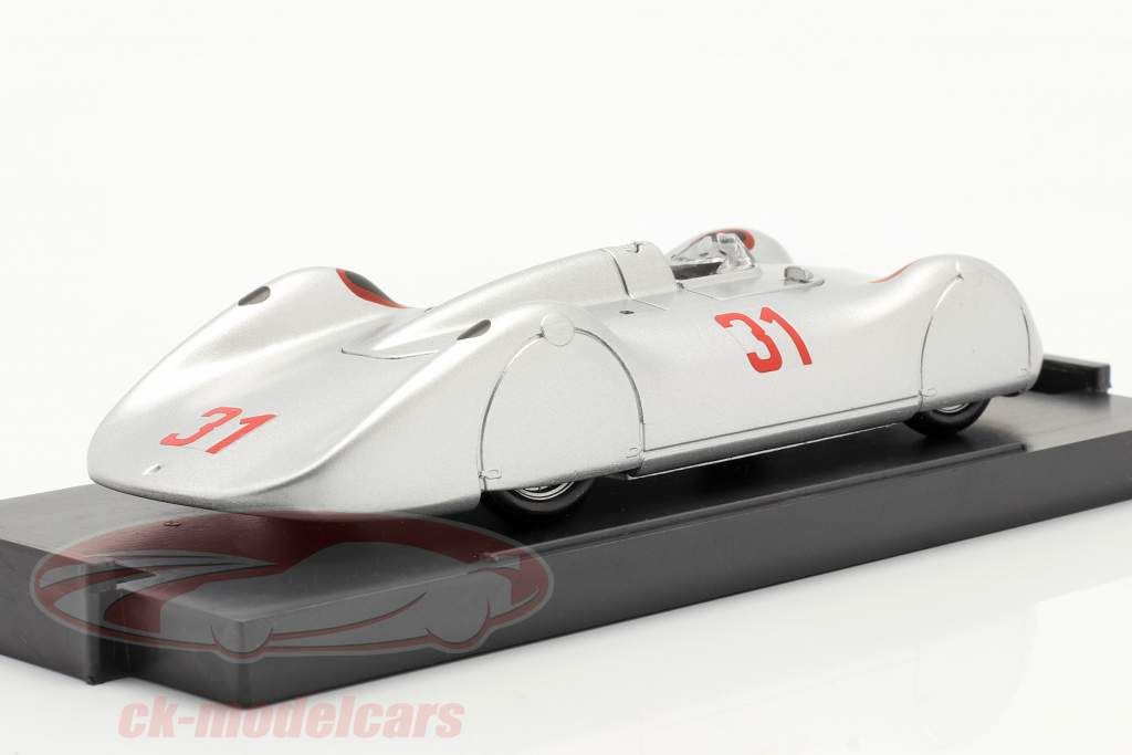 B. Rosemeyer Auton Union Typ C Streamline #31 Avusrennen 1937 1:43 Brumm
