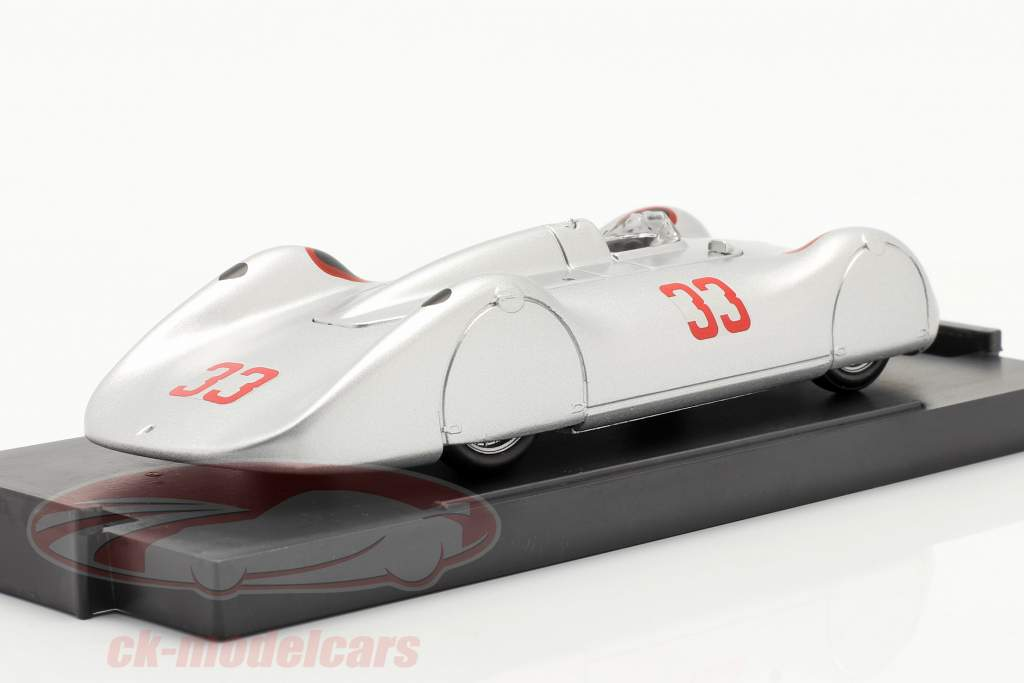 L. Fagioli Auto Union Typ C Streamline #33 Avusrennen 1937 1:43 Brumm
