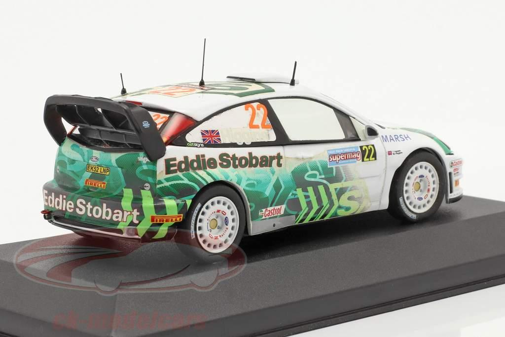 Ford Focus WRC #22 Rally Italia 2005 1:43 Ixo