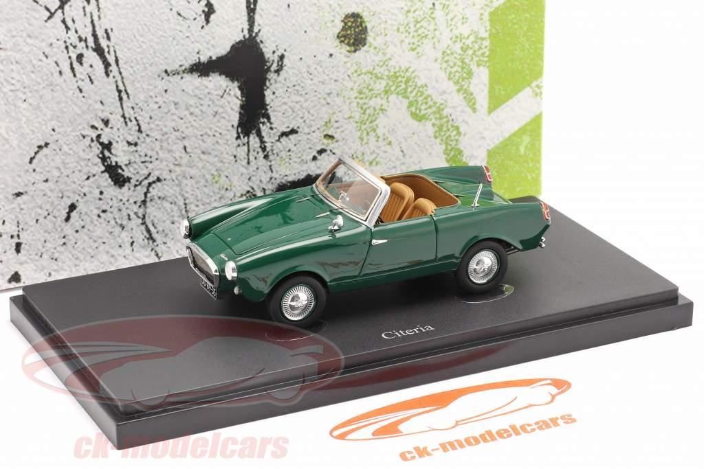 Citeria Année de construction 1958 vert foncé 1:43 AutoCult