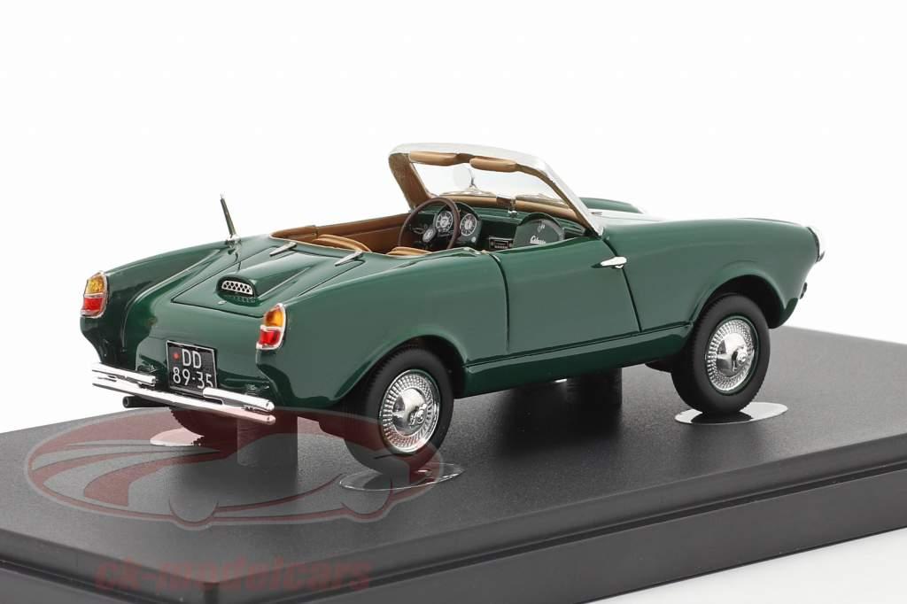 Citeria Baujahr 1958 dunkelgrün 1:43 AutoCult