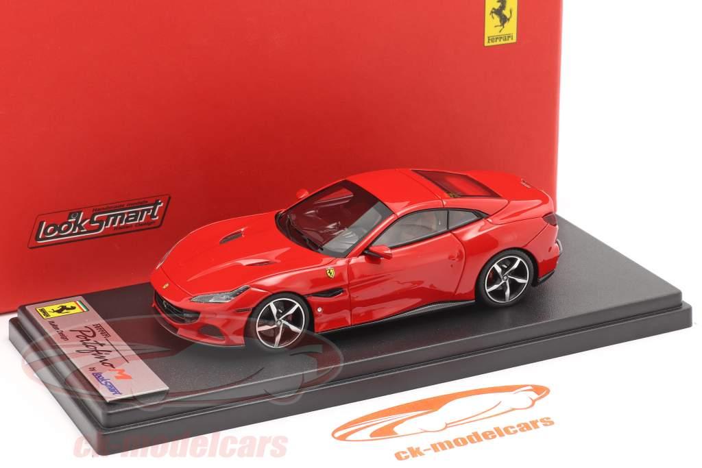 Ferrari Portofino M year 2020 corsa red 1:43 LookSmart