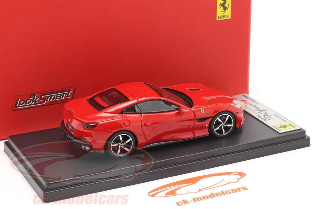 Ferrari Portofino M Byggeår 2020 korsa rød 1:43 LookSmart