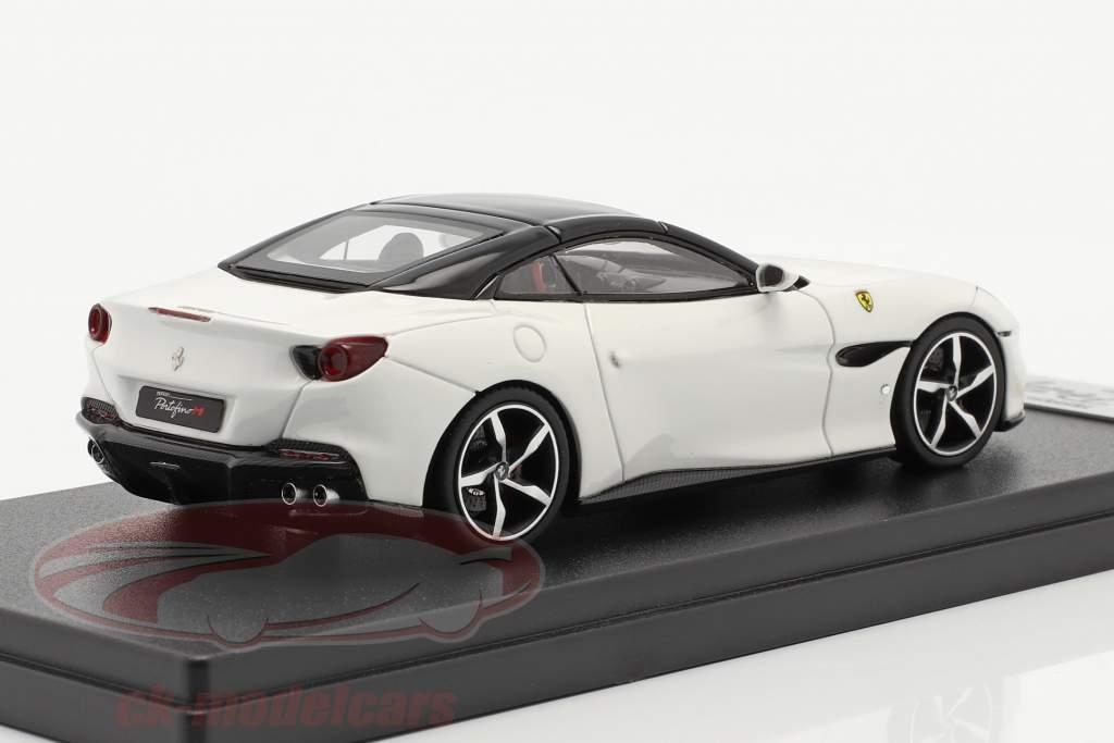 Ferrari Portofino M Ano de construção 2020 cervino Branco 1:43 LookSmart