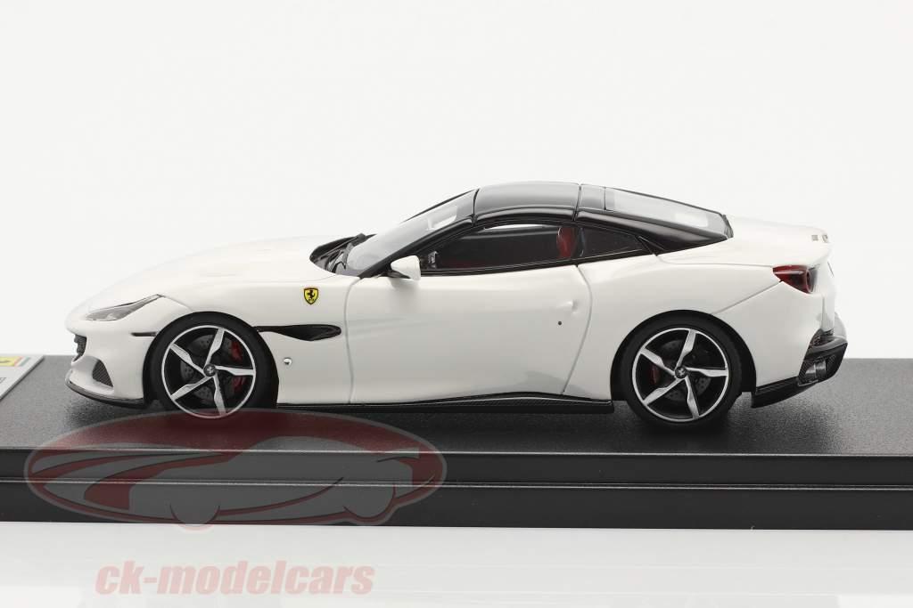 Ferrari Portofino M Año de construcción 2020 cervino blanco 1:43 LookSmart
