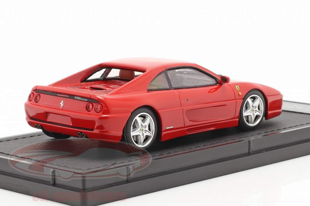 Ferrari F355 Berlinetta Ano de construção 1994 vermelho 1:43 TopMarques