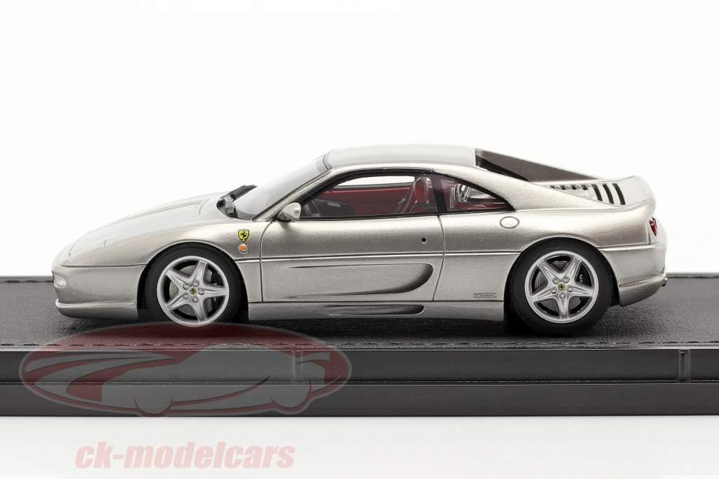 Ferrari F355 Berlinetta Année de construction 1994 gris métallique 1:43 TopMarques