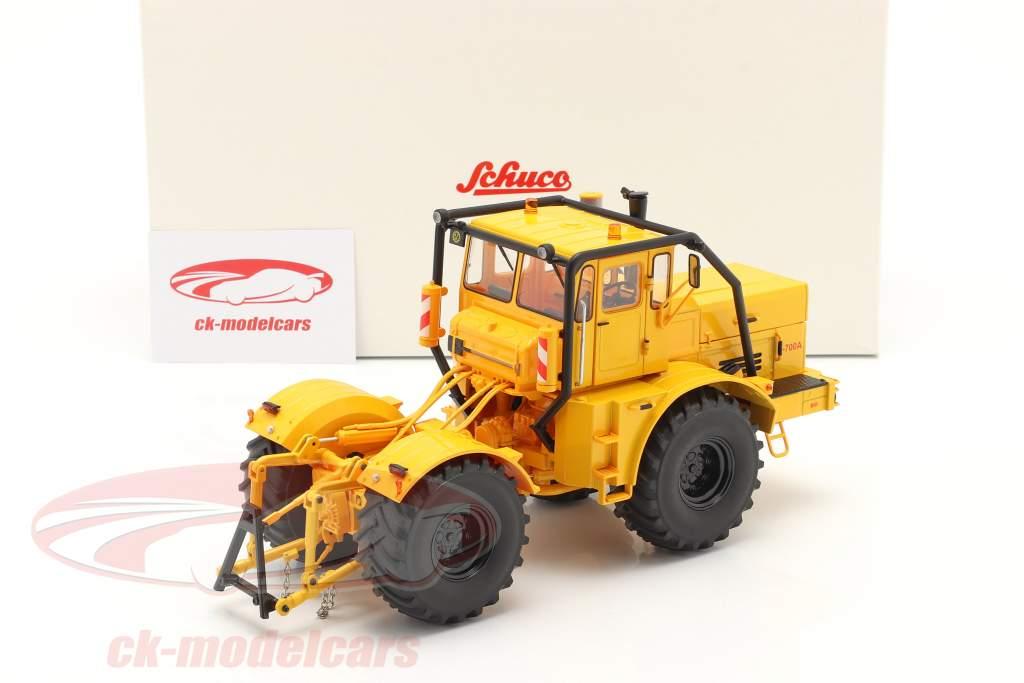 Kirovets K-700 A trattore Anno di costruzione 1962-75 giallo 1:32 Schuco