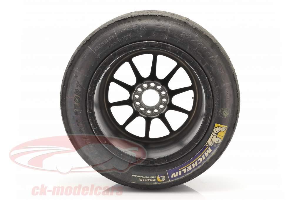 Original Michelin Courses Pneus 20/54-13 Avec jante formule Renault 2.0