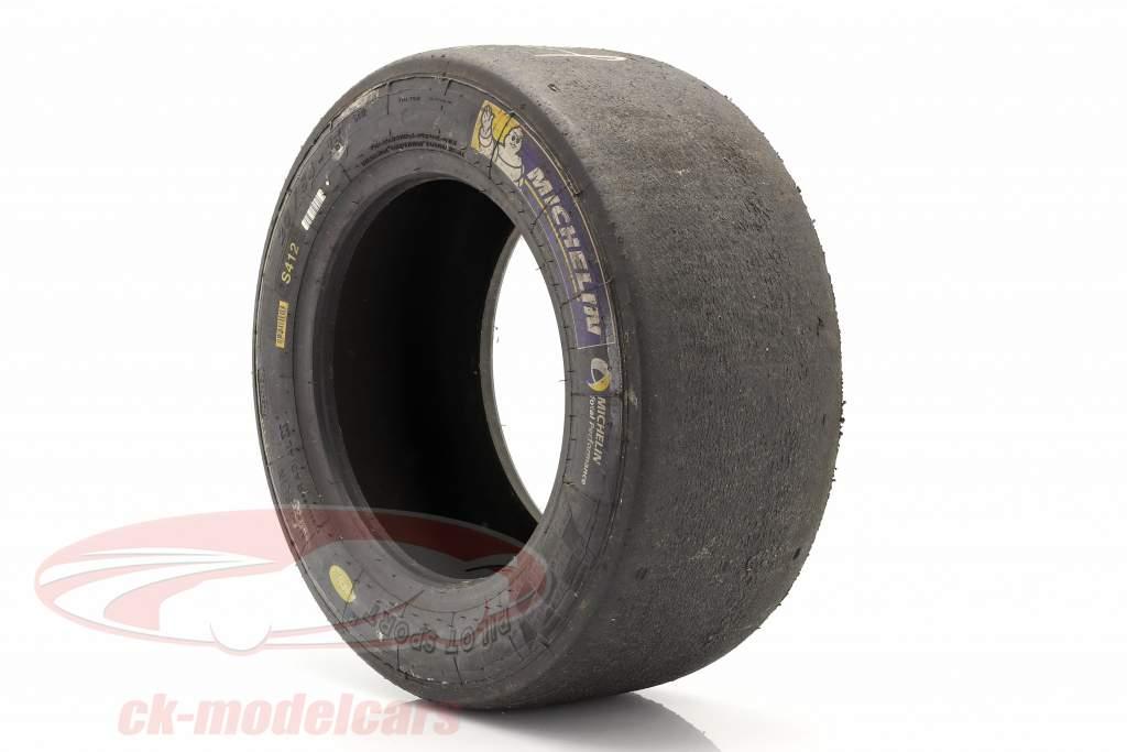 original Michelin Racing tires 20/54-13 formula Renault 2.0