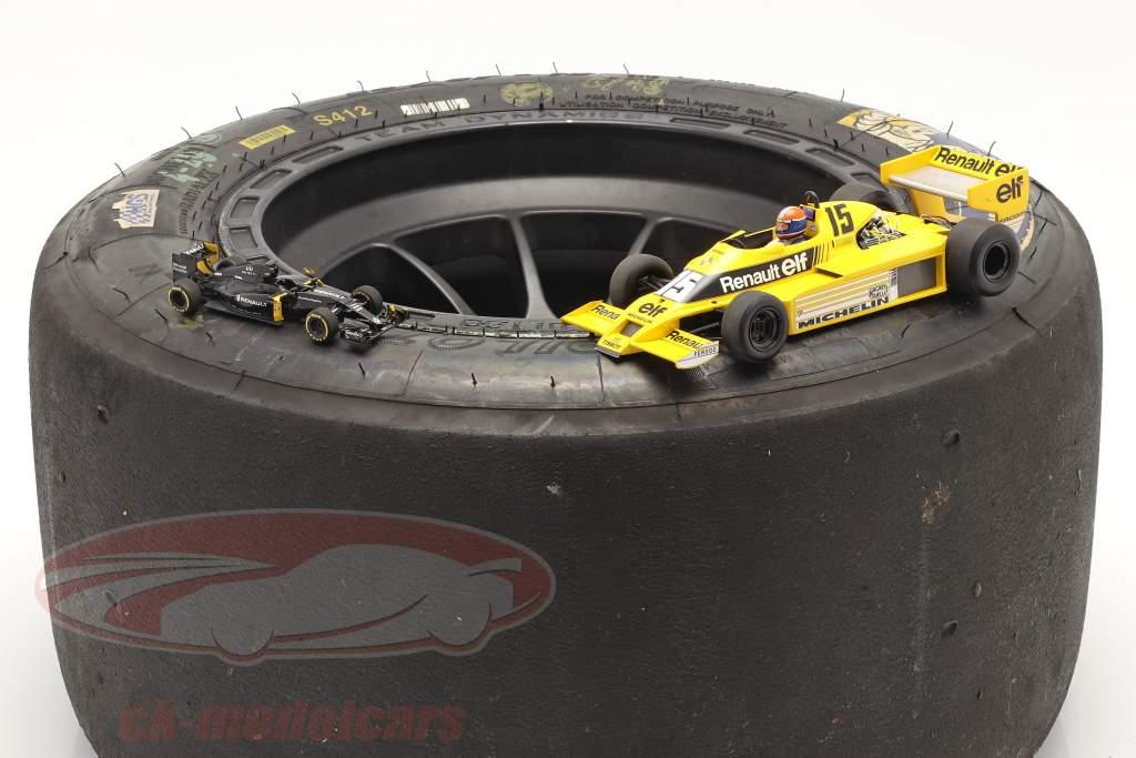 Original Michelin Racen Banden 24/57-13 Met rand Formel Renault 2.0