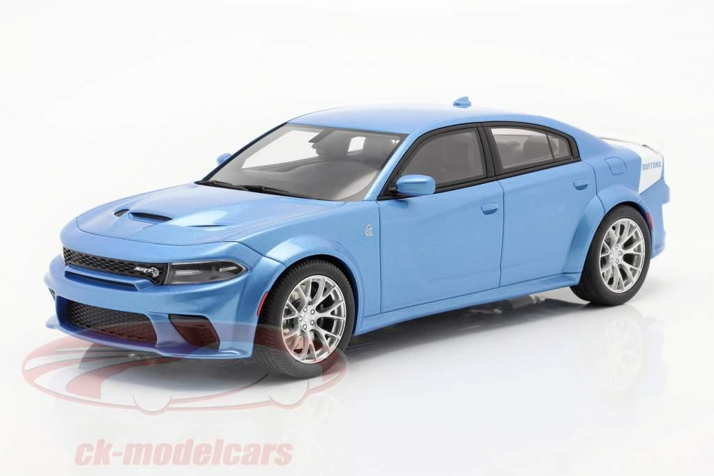Dodge Charger SRT Hellcat Widebody 2020 Daytona 50 Aniversario 1:18 GT-Spirit