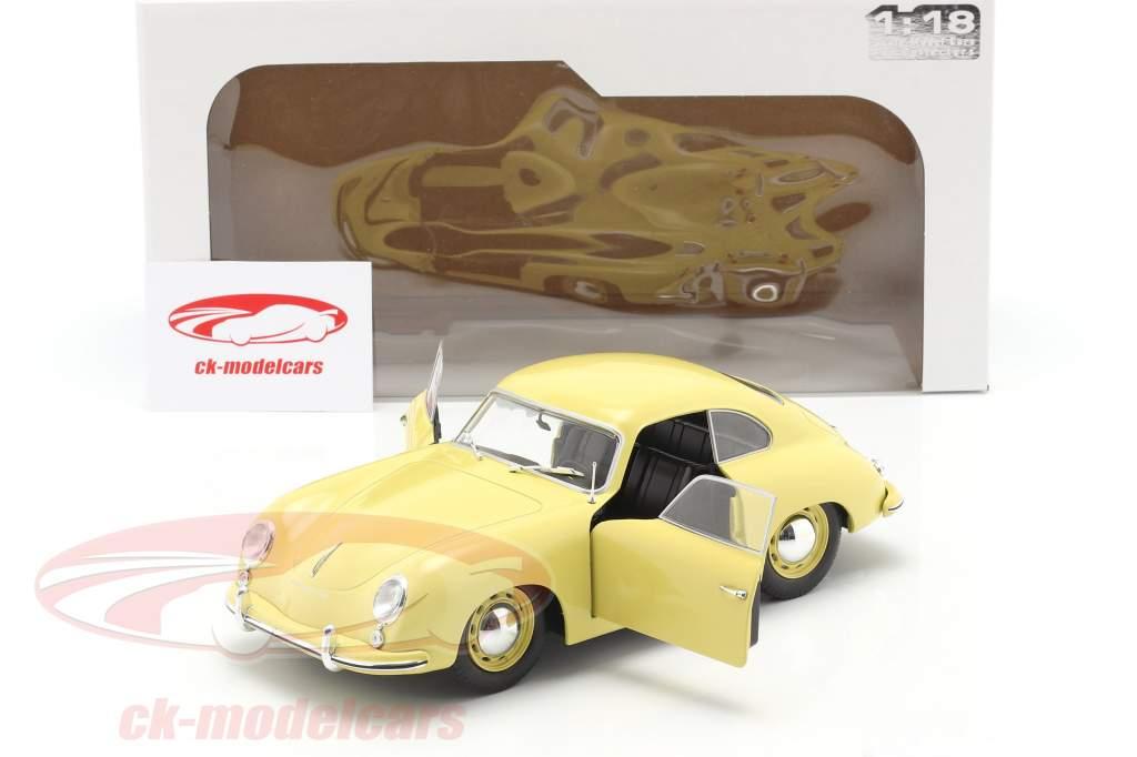 Porsche 356 Pre-A Coupe condor gelb 1:18 Solido