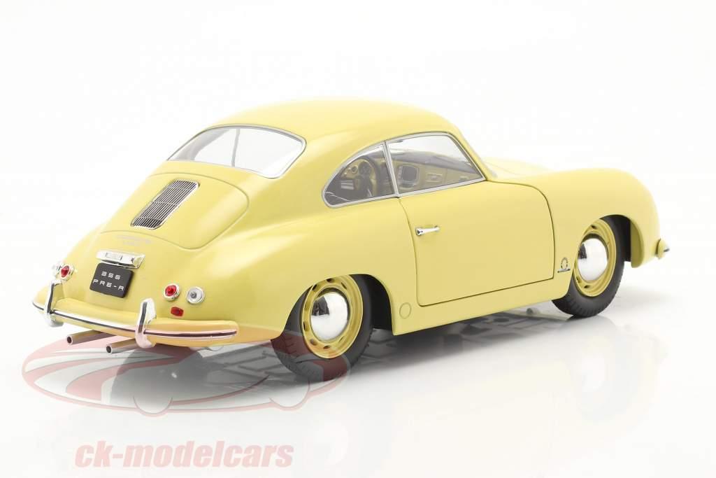 Porsche 356 Pre-A Coupe condor jaune 1:18 Solido