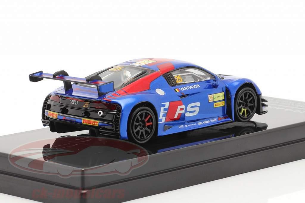 Audi R8 LMS #25 FIA GT World Cup Macau 2019 Dries Vanthoor 1:64 Paragon Models