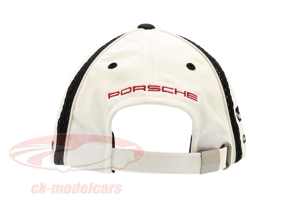 Porsche Team Cap LeMans 919 Hybrid blanc