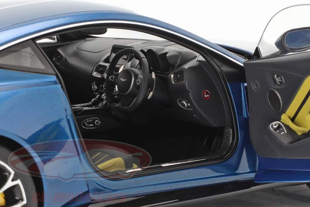 Aston Martin Vantage Baujahr 2019 ming blau 1:18 AUTOart