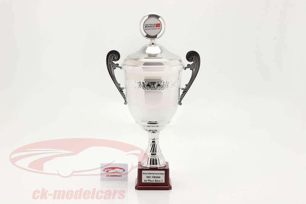 Coupe formule Renault 2.0 Gagnant Nord européen Coupe Course 3