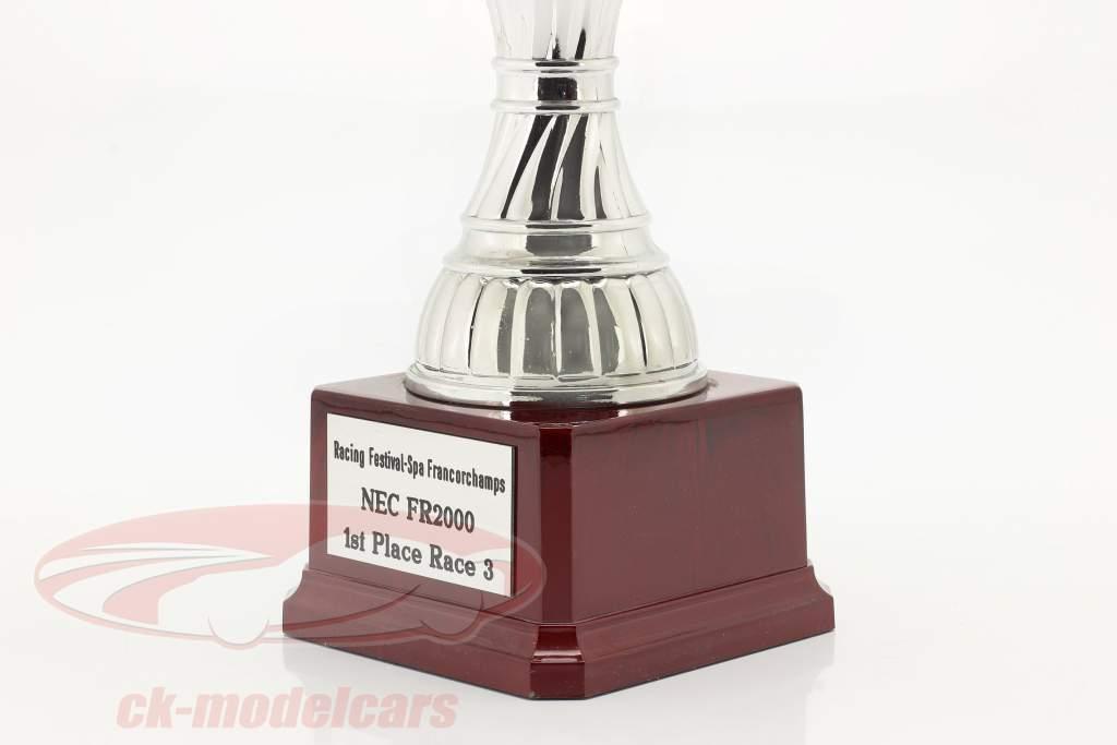 xícara Fórmula Renault 2.0 Vencedora Norte europeu xícara Corrida 3