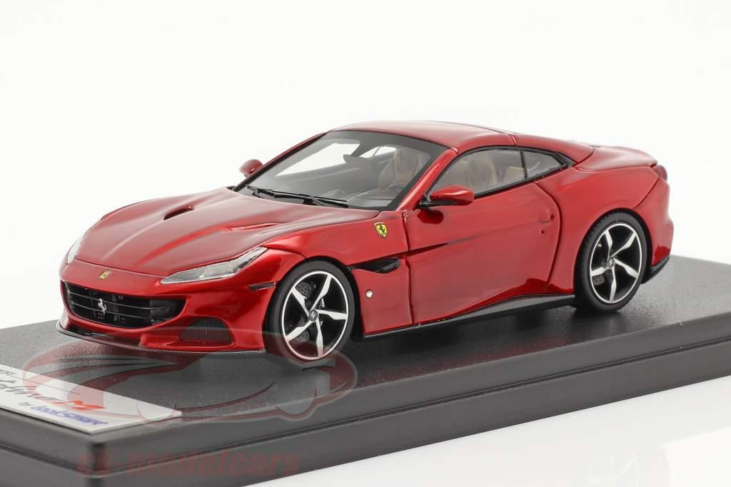 Ferrari Portofino M Année de construction 2020 Portofino rouge 1:43 LookSmart