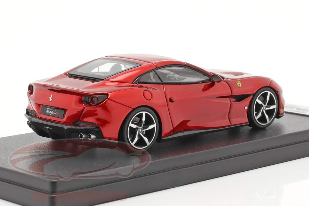 Ferrari Portofino M Anno di costruzione 2020 Portofino rosso 1:43 LookSmart