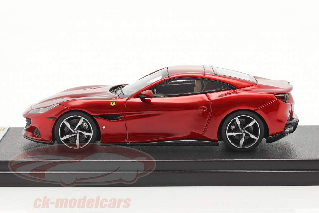 Ferrari Portofino M year 2020 Portofino red 1:43 LookSmart