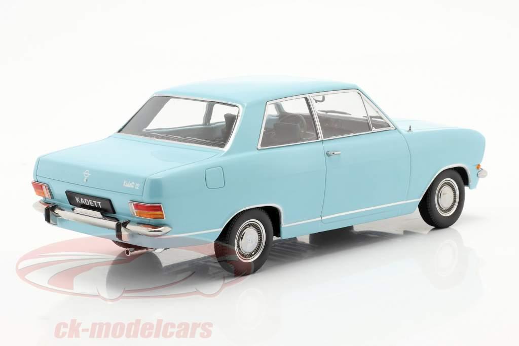 Opel Kadett B Baujahr 1965 hellblau 1:18 KK-Scale