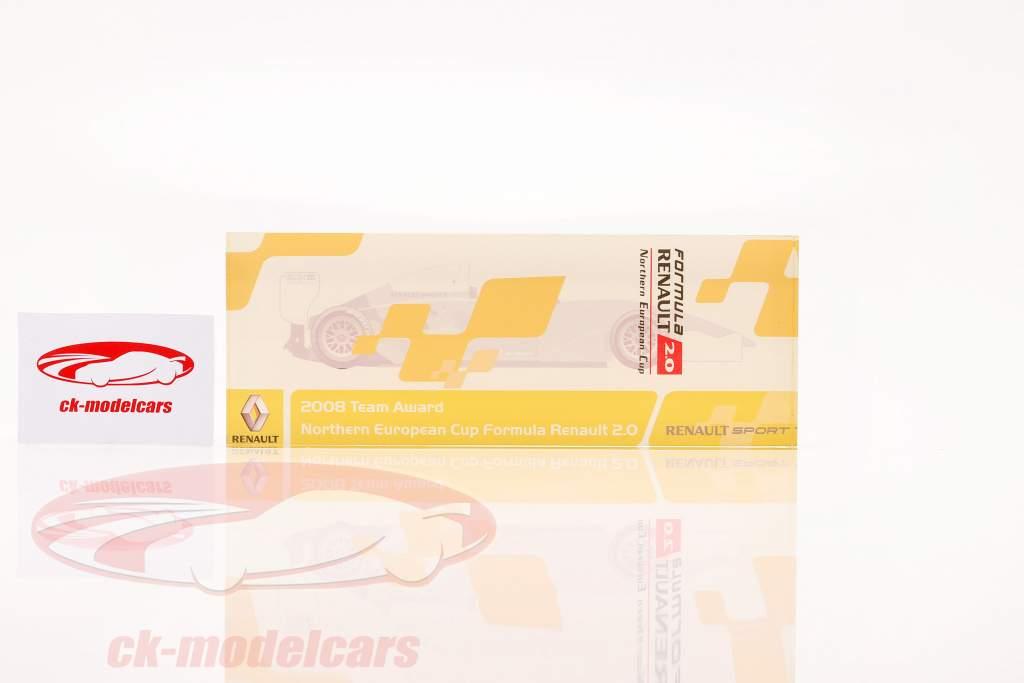 Glaskop formel Renault 2.0 NEC hold Pris Renault Sport 2008