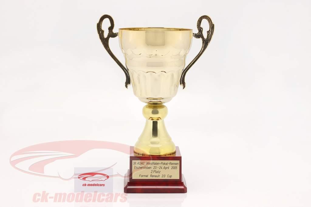 Coupe formule Renault 2.0 2e Westfalen Coupe Cours Oschersleben 2005